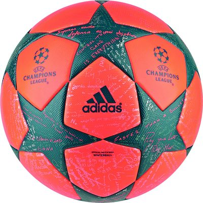adidas FINALE 16 OMB Winter-Spielball Champions League 2016 – Bild 1