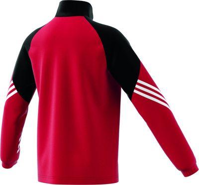 adidas SERE 14 Trainingsshirt langarm Kinder rot – Bild 2