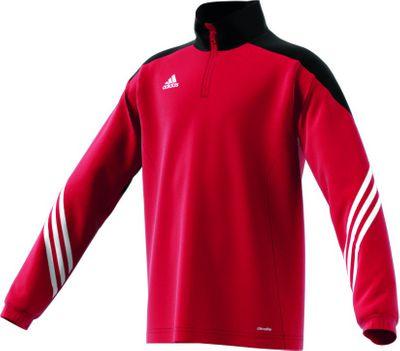 adidas SERE 14 Trainingsshirt langarm Kinder rot – Bild 1