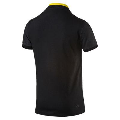 puma BVB PREMIUM Poloshirt Herren – Bild 2
