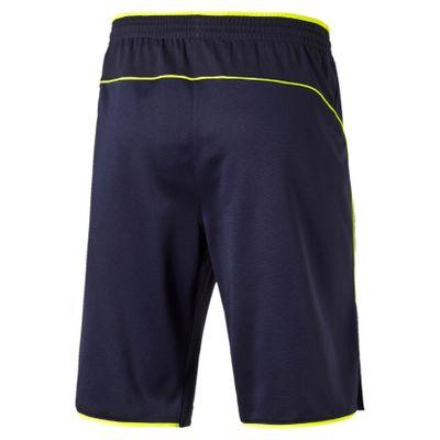 puma FC ARSENAL TRAININGS SHORT Herren blau-gelb – Bild 2