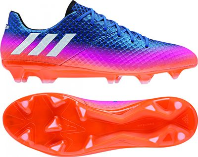 adidas MESSI 16.1 FG blau-pink-orange – Bild 1