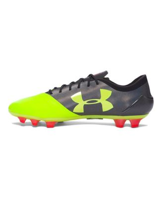 under armour SPOTLIGHT FG schwarz-neongelb