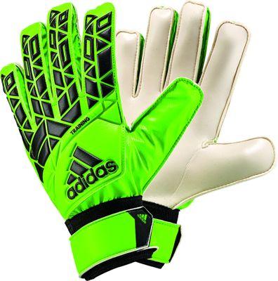 adidas ACE TRAINING TW-Handschuhe grün-schwarz – Bild 1