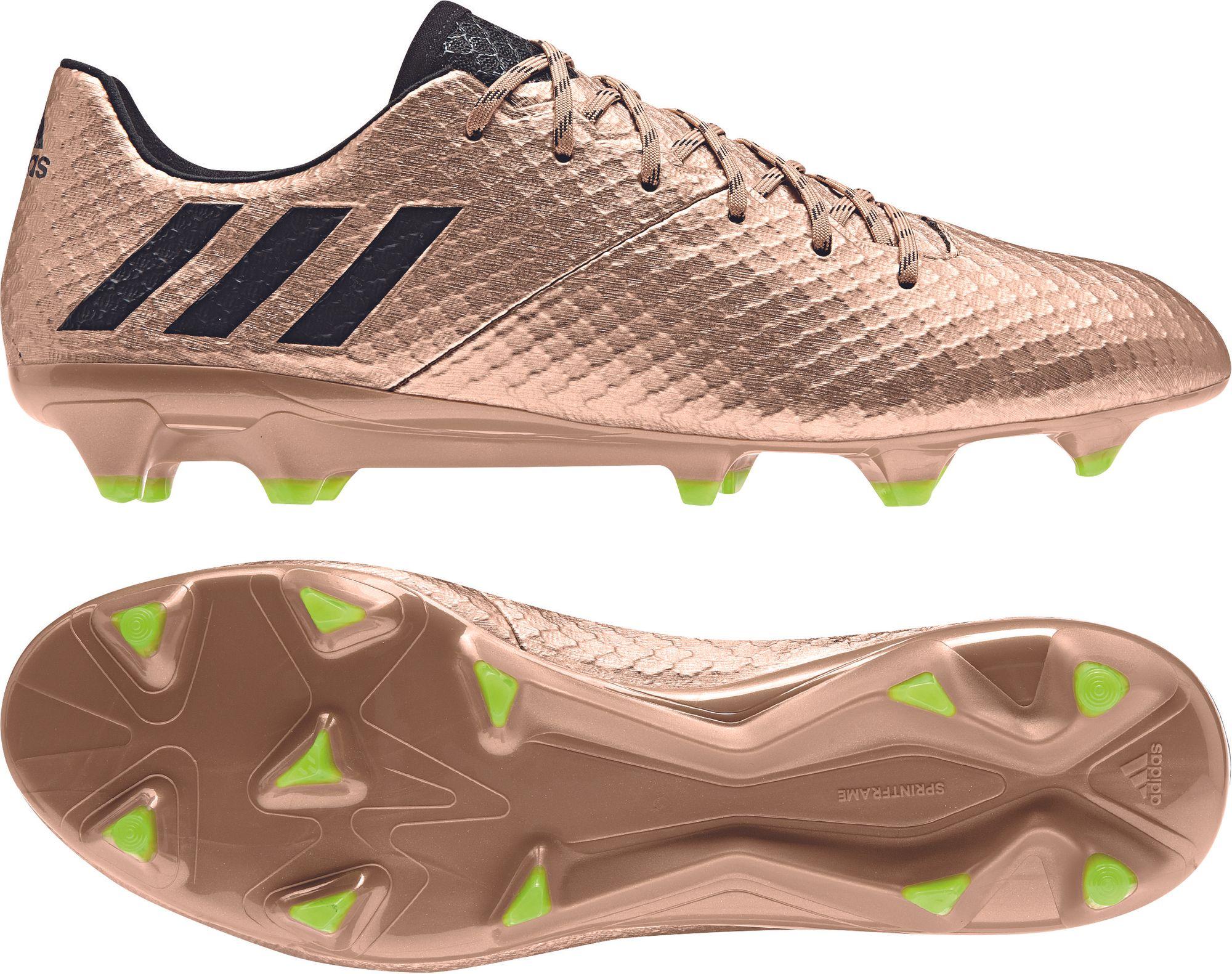 Fußballschuhe Adidas Schuhe Fg Messi Bronze 1 16 IbvY6f7gy