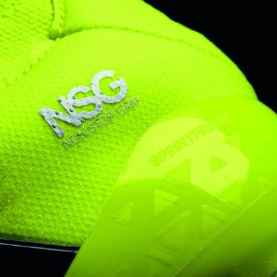 adidas ACE 16.1 PRIMEKNIT SG solargelb-schwarz – Bild 3