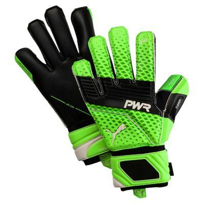 puma evoPOWER Super 3 TW-Handschuh schwarz-grün