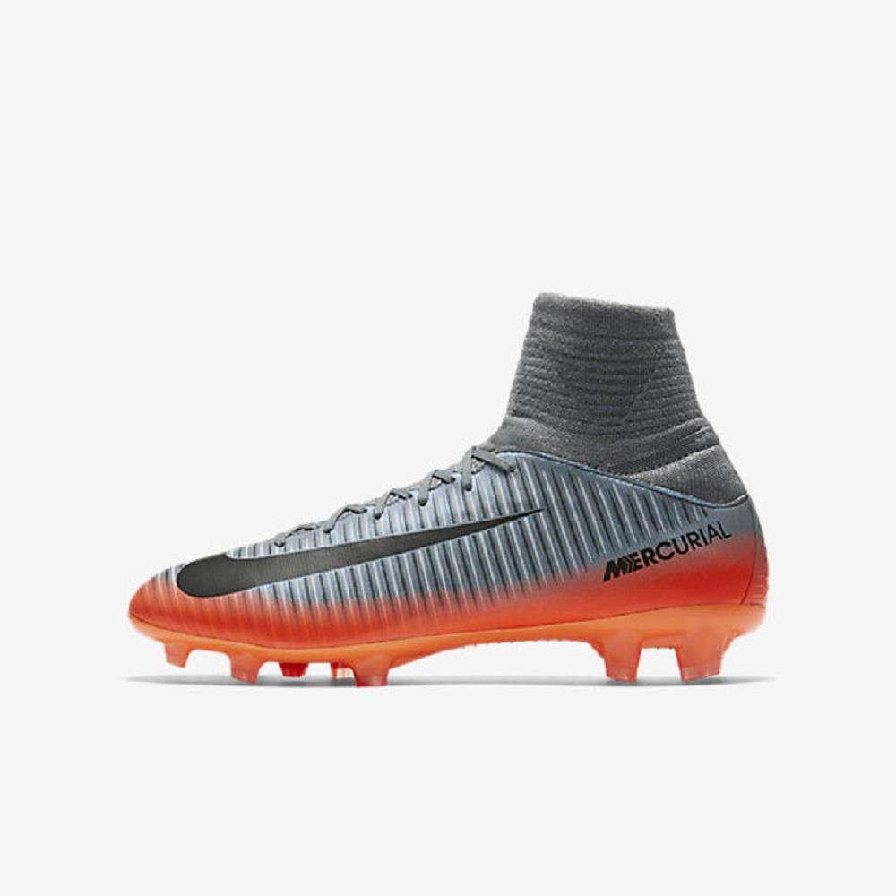 Mercurial Rot Nike Cr7 Grau Superfly V Kinder hdxtsQrC