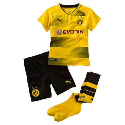 puma BVB BORUSSIA DORTMUND Mini Kit Home 2017 / 2018