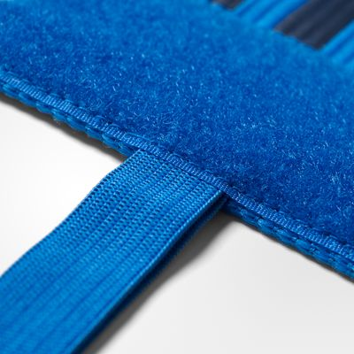 adidas KAPITÄNSBINDE blau – Bild 3