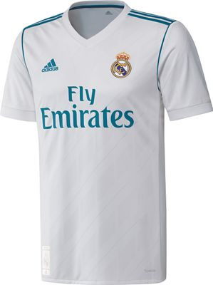 adidas REAL MADRID Trikot Home Kinder 2017 / 2018 – Bild 1