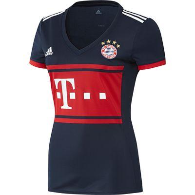 adidas FC BAYERN MÜNCHEN Trikot Away Frauen 2017 / 2018 – Bild 1