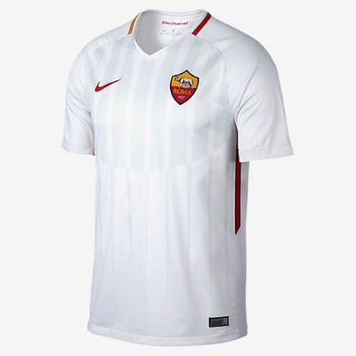nike AS ROMA Trikot Away Herren 2017 / 2018