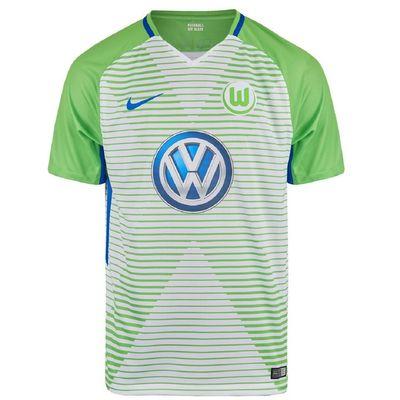 nike VFL WOLFSBURG Trikot Home Herren 2017 / 2018 – Bild 1