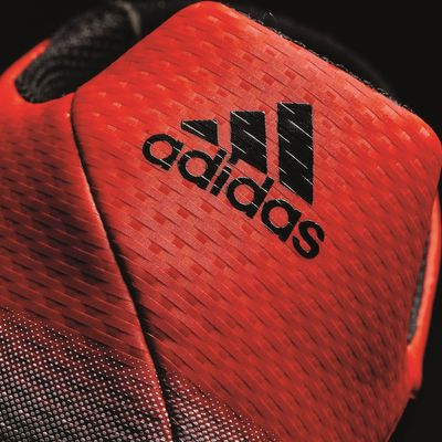 adidas MESSI 16.3 FG Kinder rot-schwarz – Bild 4