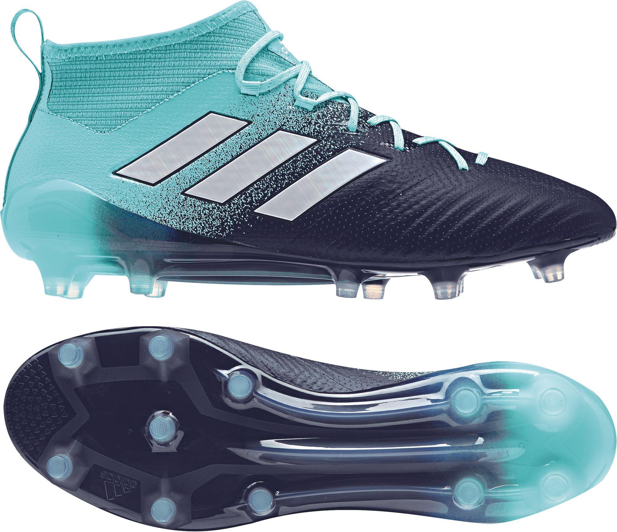 reputable site 72ee7 0c4e2 adidas ACE 17.1 FG türkis-blau