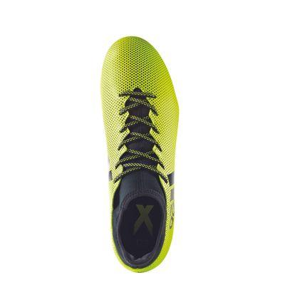 adidas X 17.3 FG neongelb-schwarz – Bild 2