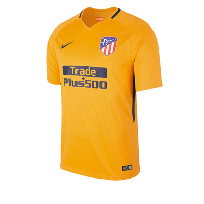 nike ATLETICO MADRID Trikot Away Herren 2017 / 2018