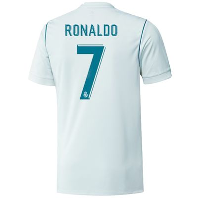 adidas REAL MADRID Trikot Home Kinder 2017 / 2018 - RONALDO 7 – Bild 2