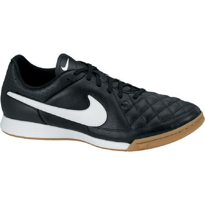 nike TIEMPO GENIO LEATHER IC schwarz