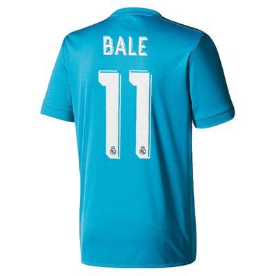 adidas REAL MADRID Trikot 3rd Kinder 2017 / 2018 - BALE 11 – Bild 2