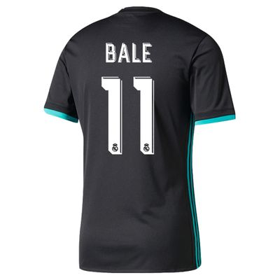 adidas REAL MADRID Trikot Away Herren 2017 / 2018 - BALE 11 – Bild 2