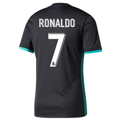 adidas REAL MADRID Trikot Away Kinder 2017 / 2018 - RONALDO 7 – Bild 2