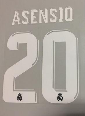 Original Real Madrid Trikot-Flock 25cm - ASENSIO 20
