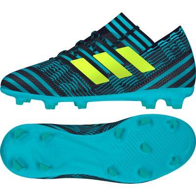 adidas NEMEZIZ 17.1 FG Kinder blau-schwarz-gelb