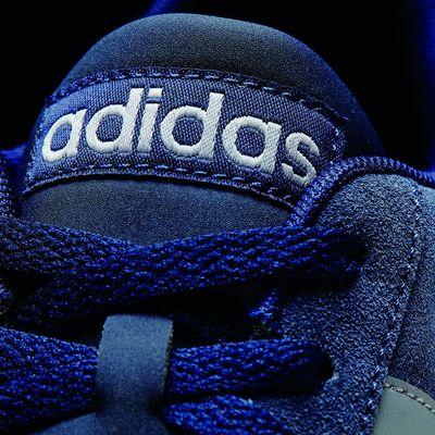 adidas BASELINE SNEAKER Kinder blau – Bild 2