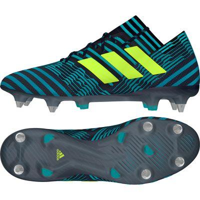 adidas NEMEZIZ 17.1 SG blau-gelb-schwarz