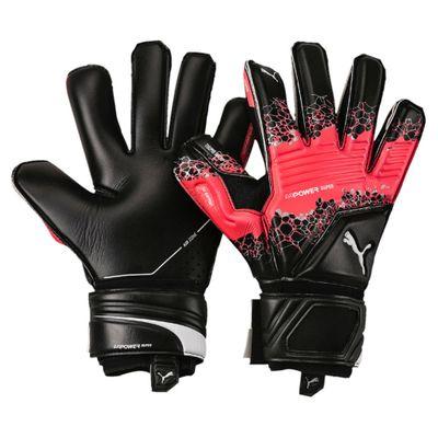 puma evoPOWER Super 3 TW-Handschuh rot-schwarz