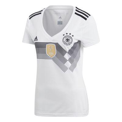 adidas DFB DEUTSCHLAND Trikot Home Frauen 2018 / 2019