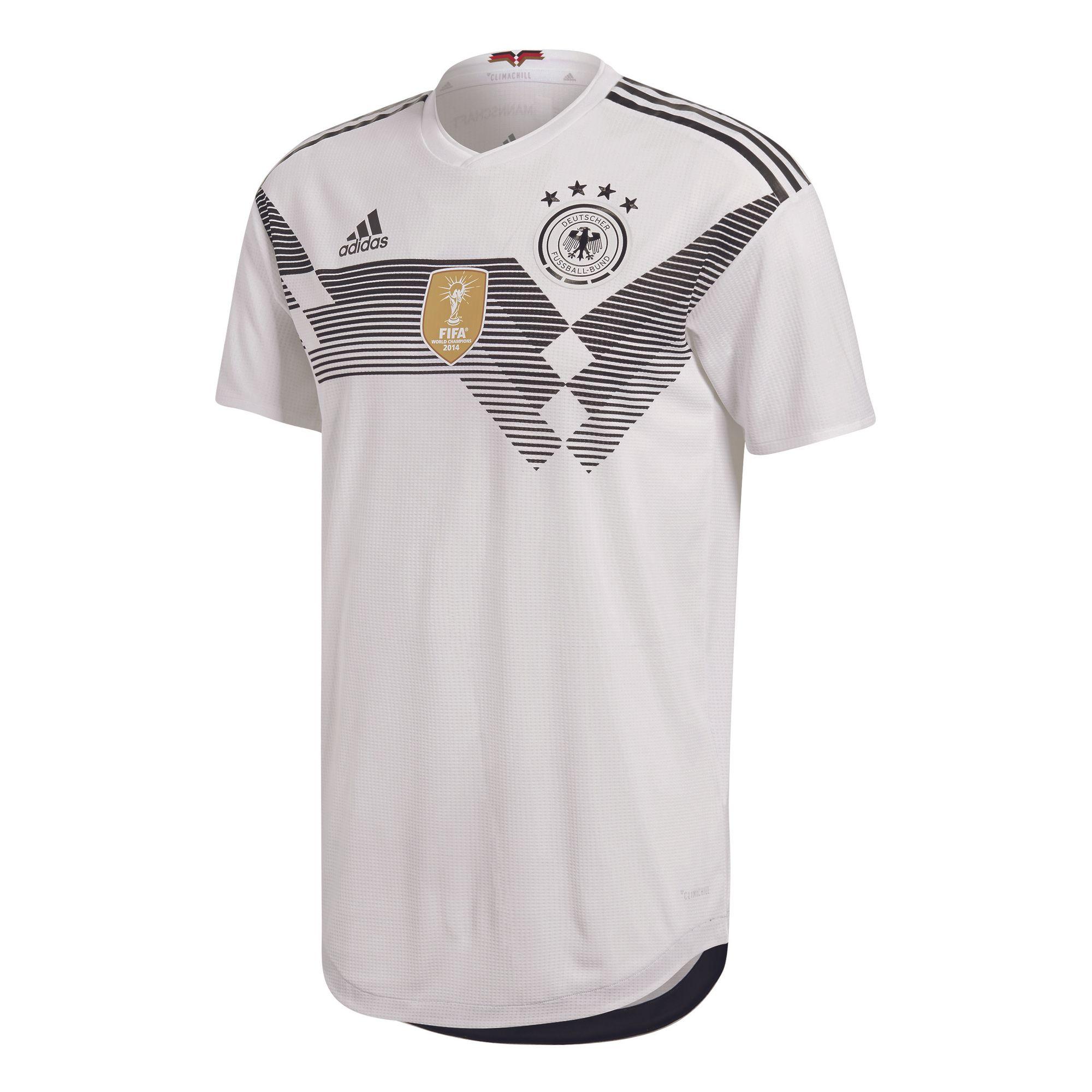 adidas DFB Deutschland Trikot Home Kinder WM 2018 DRAXLER 7