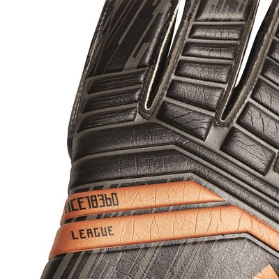 adidas PREDATOR LEAGUE TW-Handschuh schwarz-bronze – Bild 3