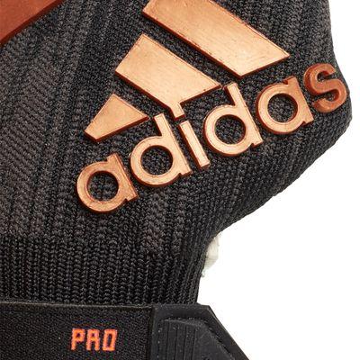 adidas Predator18 Pro TW-Handschuh schwarz-gold – Bild 4