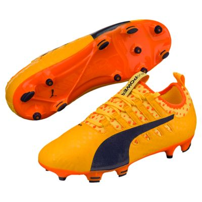 puma evoPOWER VIGOR 1 FG Kinder orange