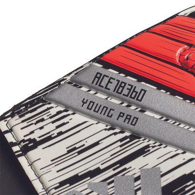 adidas ACE Young Pro Manuel Neuer TW-Handschuh schwarz-rot – Bild 2