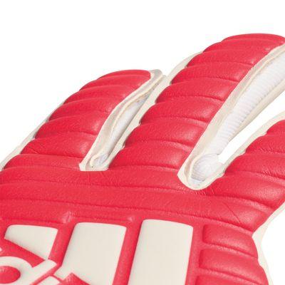 adidas CLASSIC PRO TW-Handschuh rot-weiß – Bild 2