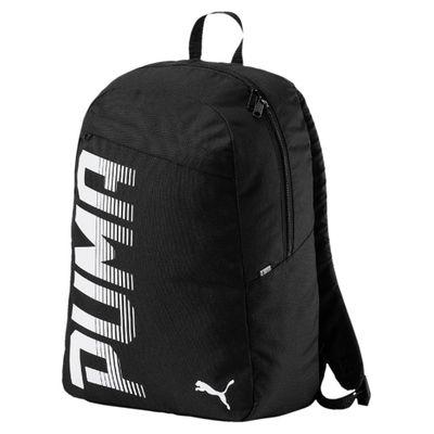puma PIONEER Backpack Rucksack schwarz