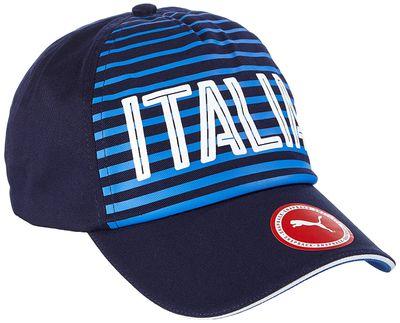 puma ITALIEN CAP EURO 2016 blau