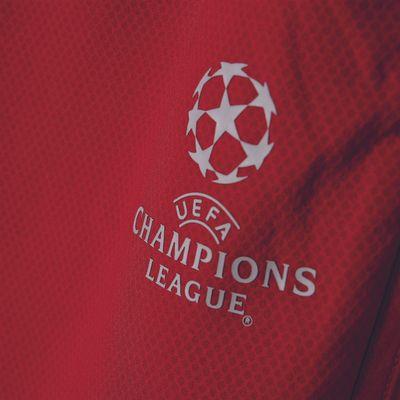 adidas FC BAYERN MÜNCHEN Champions League Hose Herren rot – Bild 3