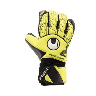uhlsport SUPERSOFT BIONIK TW-Handschuh gelb – Bild 1