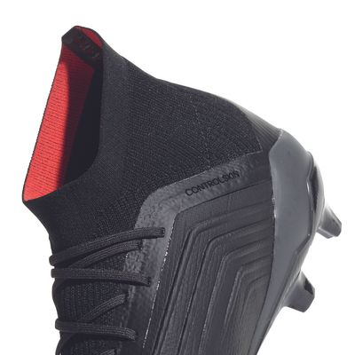 adidas PREDATOR 18.1 FG schwarz – Bild 3