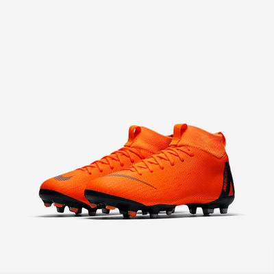 nike SUPERFLY 6 ACADEMY MG Kinder orange
