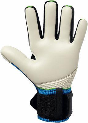 erima FLEXINATOR ULTRA KNIT TW-Handschuh blau-grün – Bild 2
