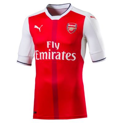 puma FC ARSENAL Authentic Trikot Home Herren 2016 / 2017