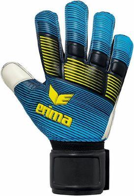 erima SKINATOR Protect TW-Handschuh blau – Bild 2