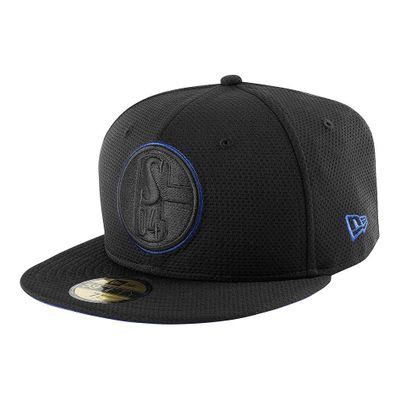 FC SCHALKE 04 Cap 59Fifty Black Logo