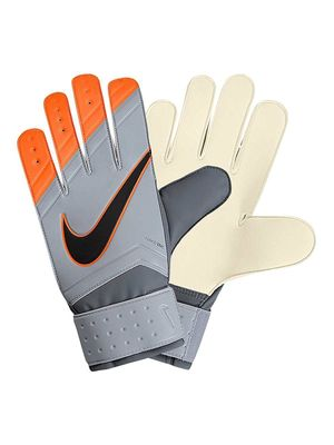 nike MATCH TW-Handschuh grau-orange
